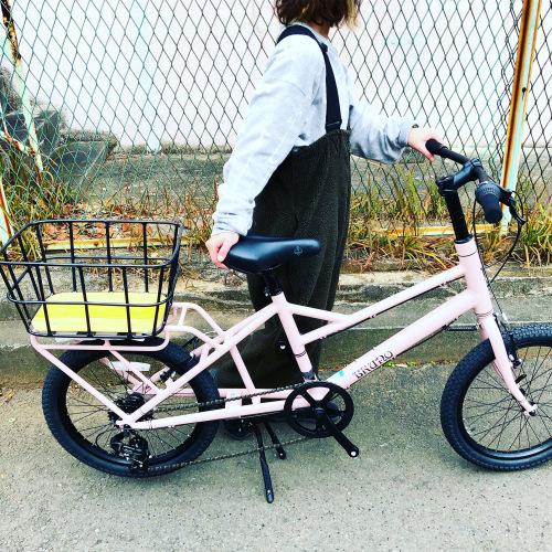 BRUNO 2020モデル 『 MINIVELO TOOL 』ブルーノ ミニベロ ミキスト ミニベロツール おしゃれ自転車 自転車女子 自転車ガール 子乗せ自転車 Yepp 20インチ_b0212032_18270925.jpeg