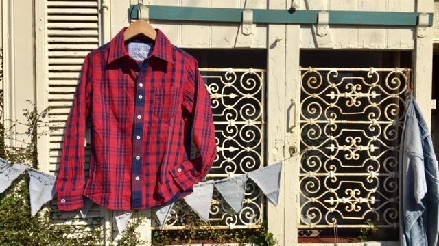 お気に入りの赤いシャツ♪ Sale商品情報その②_d0108933_15065463.jpg