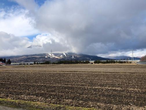 暖冬を肌で感じた1月の磐梯山。_f0023333_21490869.jpg