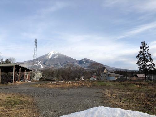 暖冬を肌で感じた1月の磐梯山。_f0023333_21554770.jpg