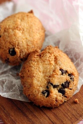ココナッツとチョコのクッキー_a0165538_10214338.jpg