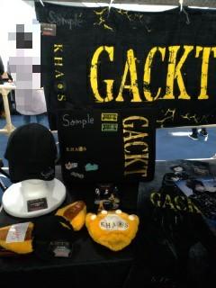 GACKT大阪2日目!から帰宅!_c0036138_00305455.jpg