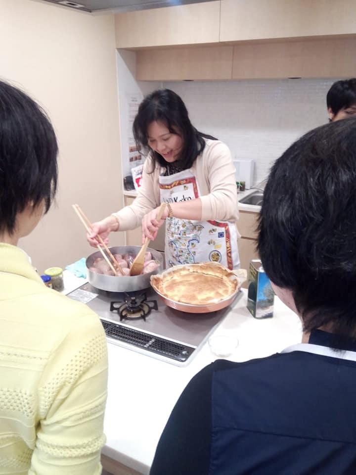 「第2回プーリア家庭料理レッスン」を東京で開催しました!_b0305039_22195845.jpg