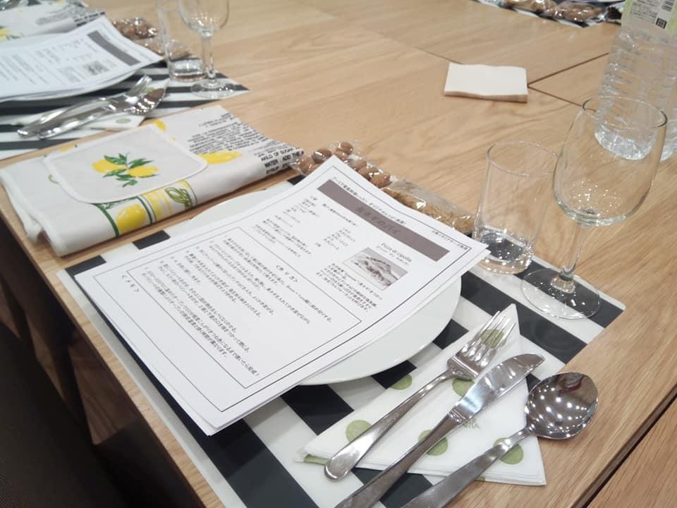 「第2回プーリア家庭料理レッスン」を東京で開催しました!_b0305039_22205794.jpg