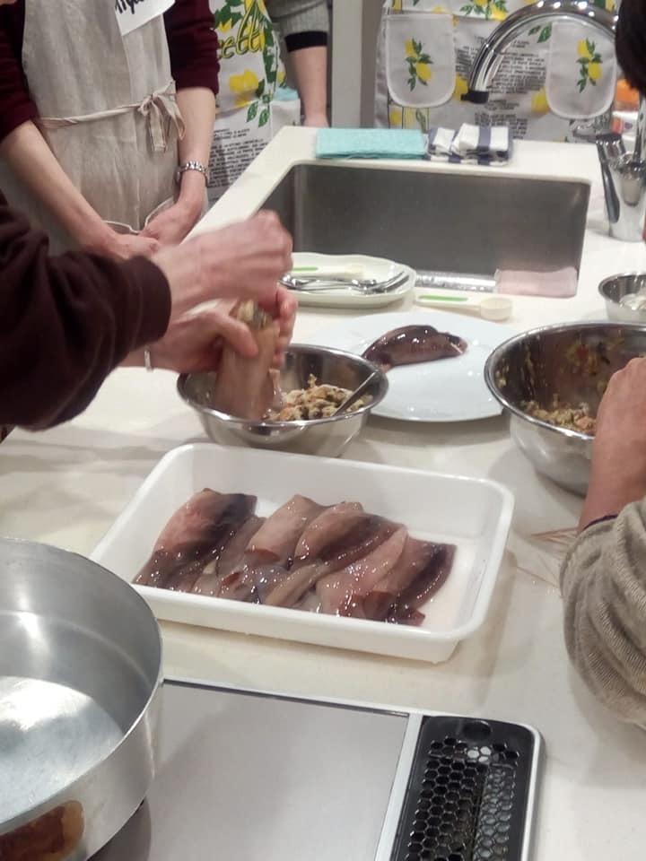 「第2回プーリア家庭料理レッスン」を東京で開催しました!_b0305039_22263354.jpg