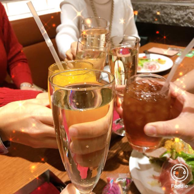 新年会♪_e0379544_15580261.jpg