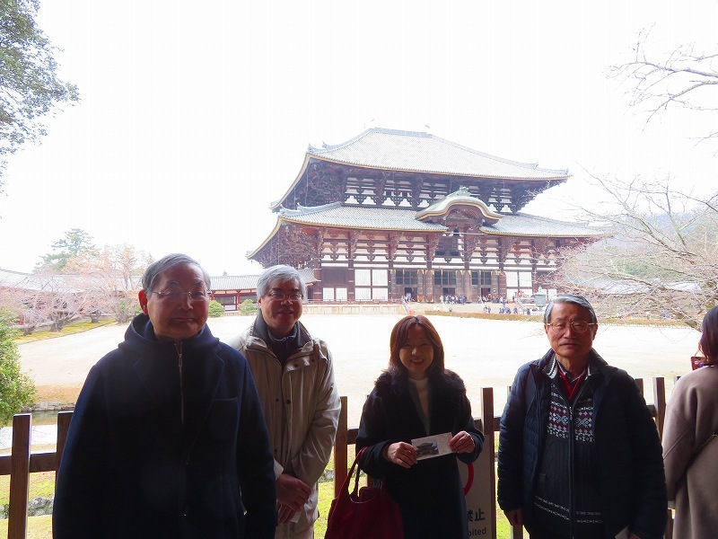 CCL大阪同窓会(奈良)20200112_e0237645_23514147.jpg