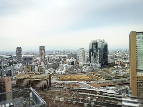ヒルトン大阪_e0292546_03440880.jpg