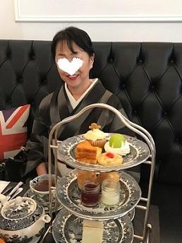 英国と京都のアフタヌーンティーのお店・明日は仕入れに。_f0181251_12135135.jpg