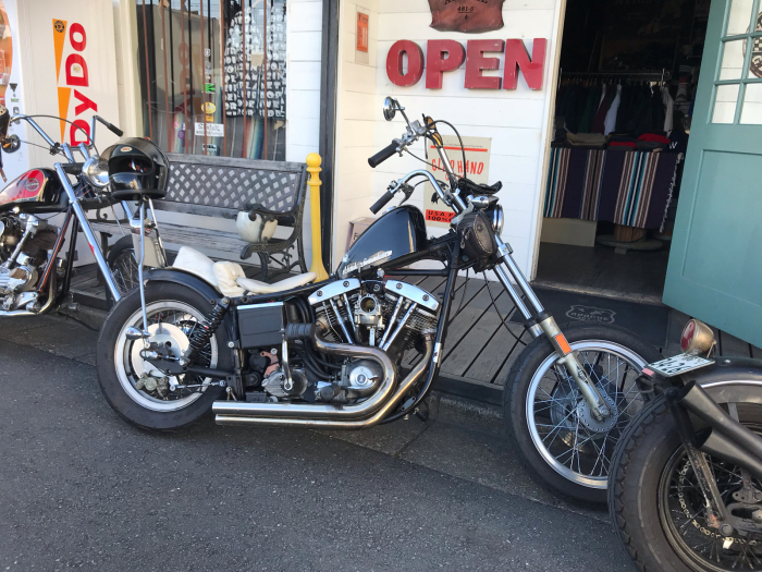 本日のバイク!_f0194657_15161567.jpg