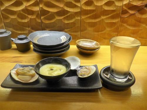 高円寺「魚貝ののぶ」へ行く。_f0232060_1411057.jpg