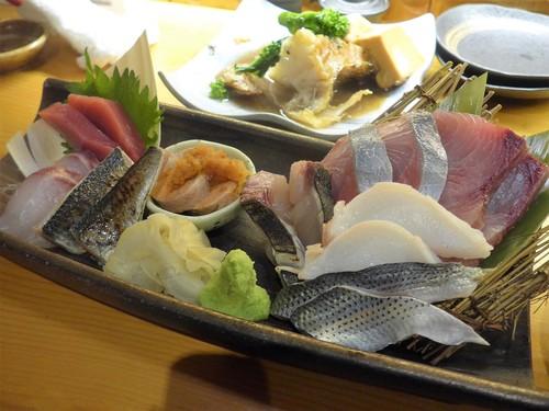 高円寺「魚貝ののぶ」へ行く。_f0232060_14375165.jpg