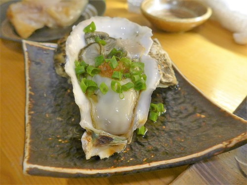 高円寺「魚貝ののぶ」へ行く。_f0232060_14393275.jpg