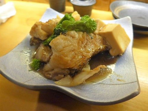 高円寺「魚貝ののぶ」へ行く。_f0232060_14412646.jpg