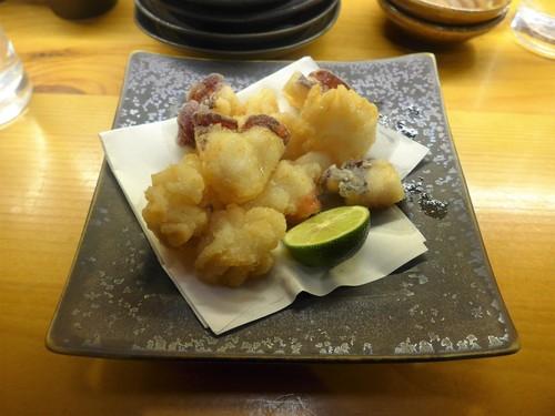 高円寺「魚貝ののぶ」へ行く。_f0232060_14424220.jpg