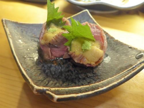 高円寺「魚貝ののぶ」へ行く。_f0232060_14441031.jpg