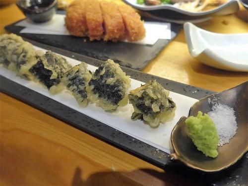 高円寺「魚貝ののぶ」へ行く。_f0232060_1444265.jpg