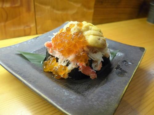 高円寺「魚貝ののぶ」へ行く。_f0232060_14455086.jpg