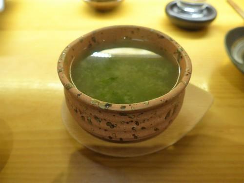 高円寺「魚貝ののぶ」へ行く。_f0232060_1446244.jpg