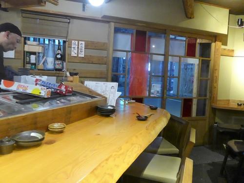 高円寺「魚貝ののぶ」へ行く。_f0232060_146653.jpg