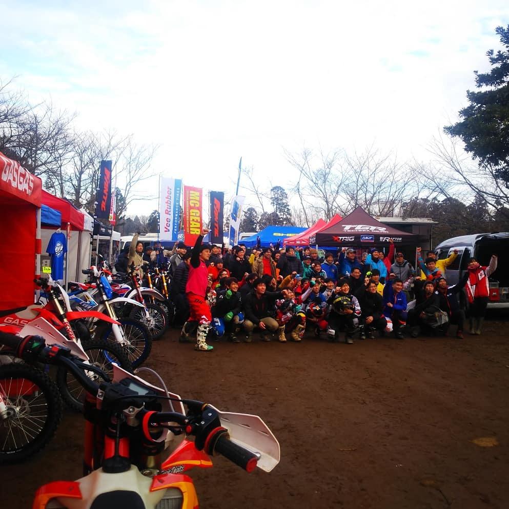 2020モデルオフロードバイク大試乗会 in 成田MXパーク_d0014365_14144056.jpg