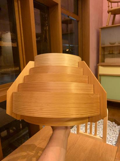 ヤコブセンランプ名作 JAKOBSSON LAMP 照明器具 修理 25_f0053665_12361704.jpg