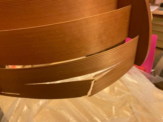 ヤコブセンランプ名作 JAKOBSSON LAMP 照明器具 修理 26_f0053665_15313679.jpg