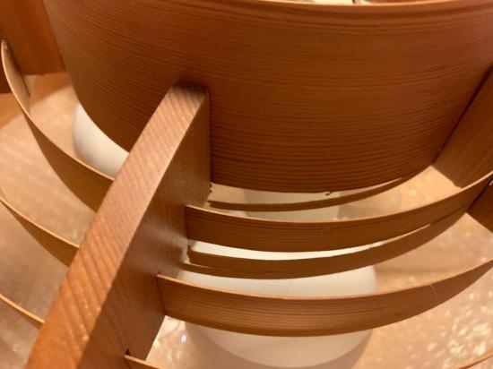 ヤコブセンランプ名作 JAKOBSSON LAMP 照明器具 修理 26_f0053665_15313746.jpg