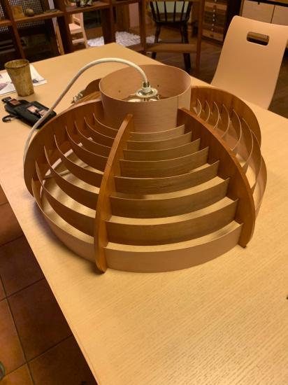 ヤコブセンランプ名作 JAKOBSSON LAMP 照明器具 修理 26_f0053665_15384991.jpg