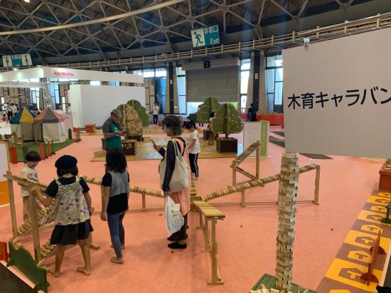 木工機械展 名古屋_f0053665_16442468.jpg