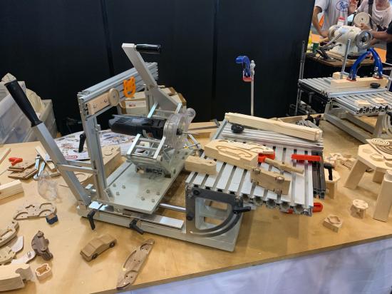 木工機械展 名古屋_f0053665_16442717.jpg