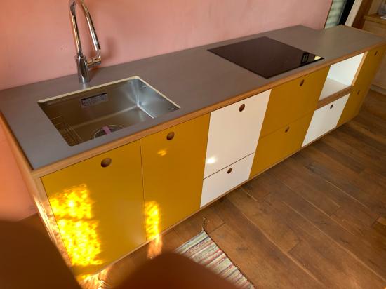 オリジナルオーダーキッチン試作品 完成_f0053665_17311618.jpg
