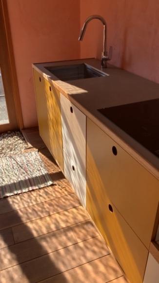 オリジナルオーダーキッチン試作品 完成_f0053665_17311712.jpg