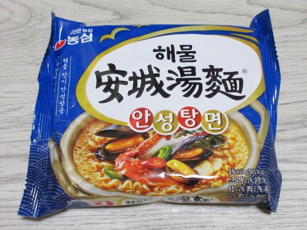 【農心】海鮮安城湯麺_c0152767_22060502.jpg