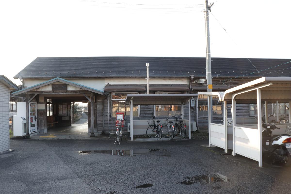 [\'19冬18きっぷ2日目]その1 東海道本線の支線「美濃赤坂」訪問_a0332275_16192429.jpg