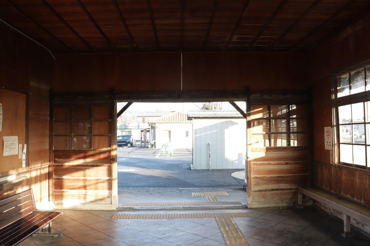 [\'19冬18きっぷ2日目]その1 東海道本線の支線「美濃赤坂」訪問_a0332275_16252772.jpg