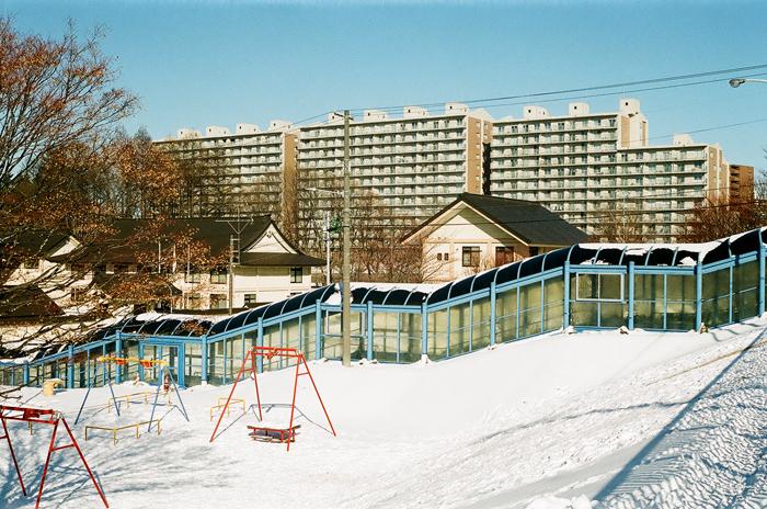 わらび隧道とアクリル壁の積雪_c0182775_16271782.jpg