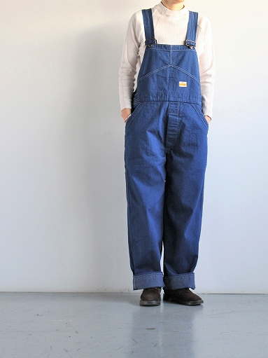 PAYDAY × WEST\'S OVERALL / INDIGO (LADIES SELECT)_b0139281_11362969.jpg