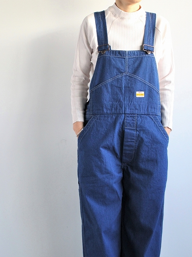 PAYDAY × WEST\'S OVERALL / INDIGO (LADIES SELECT)_b0139281_11371465.jpg