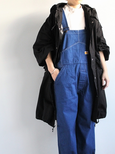 PAYDAY × WEST\'S OVERALL / INDIGO (LADIES SELECT)_b0139281_11381775.jpg