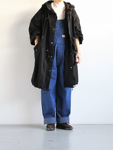 PAYDAY × WEST\'S OVERALL / INDIGO (LADIES SELECT)_b0139281_11384129.jpg