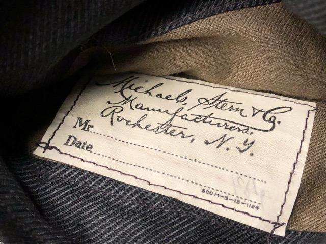 1月15日(水)マグネッツ大阪店ヴィンテージ入荷!!#5 トラッド編! 1921 Pendleton & WoolSlacks、Shirt、Masonic!!_c0078587_19101787.jpg