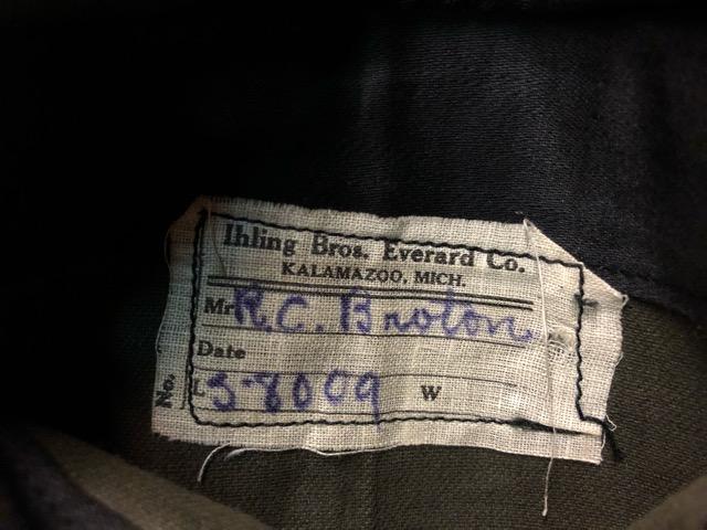 1月15日(水)マグネッツ大阪店ヴィンテージ入荷!!#5 トラッド編! 1921 Pendleton & WoolSlacks、Shirt、Masonic!!_c0078587_1971241.jpg