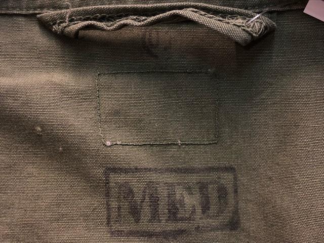 1月15日(水)マグネッツ大阪店ヴィンテージ入荷!!#6 U.S.Army編! JerkinVest & ServiceBoots W/US Stencil、VietnamTCU、Mackinaw!!_c0078587_23184940.jpg