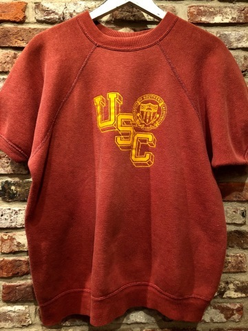"1950s "" SEARS ROEBUCK AND CO. \"" ALL cotton HONEY-WAFFLE L/S THERMAL WEAR ※1月休業日のお知らせ ._d0172088_16591637.jpg"