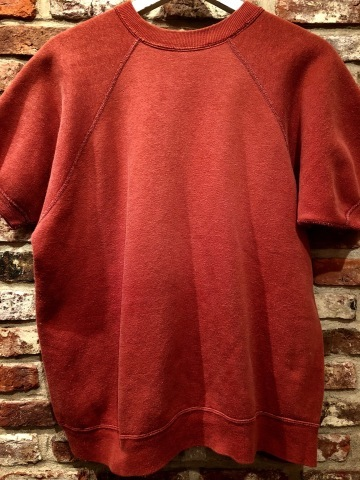 "1950s "" SEARS ROEBUCK AND CO. \"" ALL cotton HONEY-WAFFLE L/S THERMAL WEAR ※1月休業日のお知らせ ._d0172088_17002515.jpg"