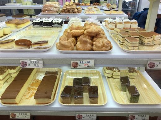 びっくり組み合わせの軽くてかわいいサンドイッチ!「洪瑞珍餅店」(台中)_e0171089_12461085.jpg