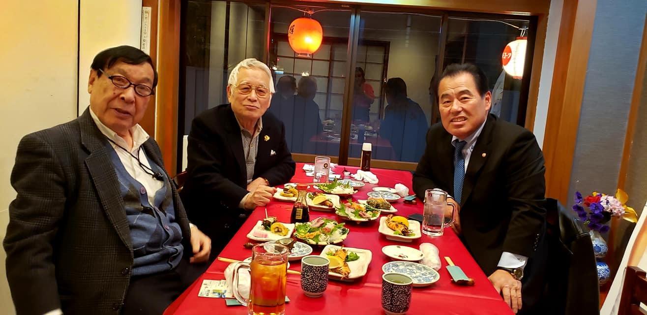 数ヵ月ぶりのロータリークラブ出席。これから横田くん、柳憲ちゃん達と高知西ロータリーを盛り上げていきます!_c0186691_13175288.jpg