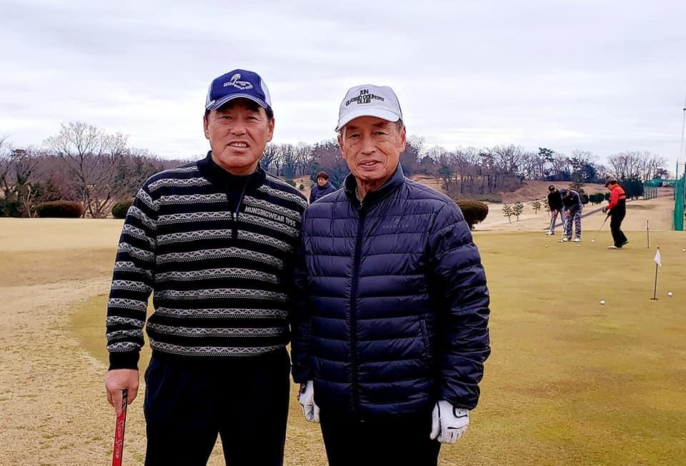 誰が何と言おうと尊敬し応援している、元航空幕僚長田母神俊雄先生とゴルフ交流。_c0186691_13311934.jpg