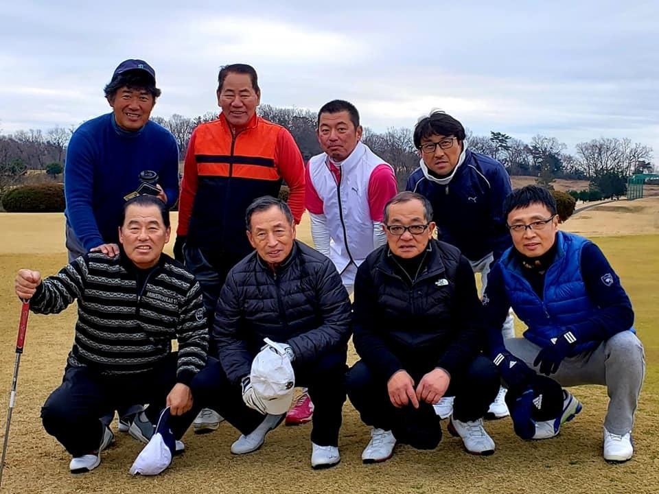 誰が何と言おうと尊敬し応援している、元航空幕僚長田母神俊雄先生とゴルフ交流。_c0186691_13315962.jpg